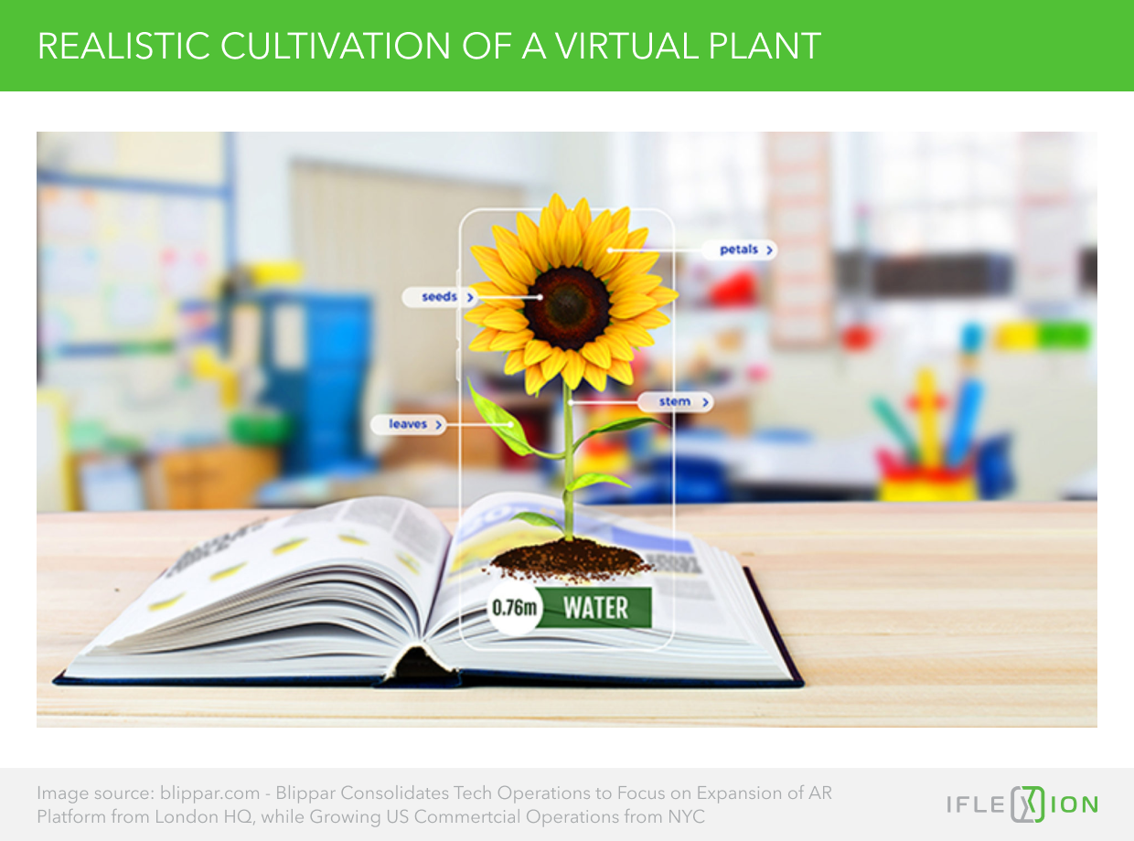 Realistic Cultivation of a Virtual Plant