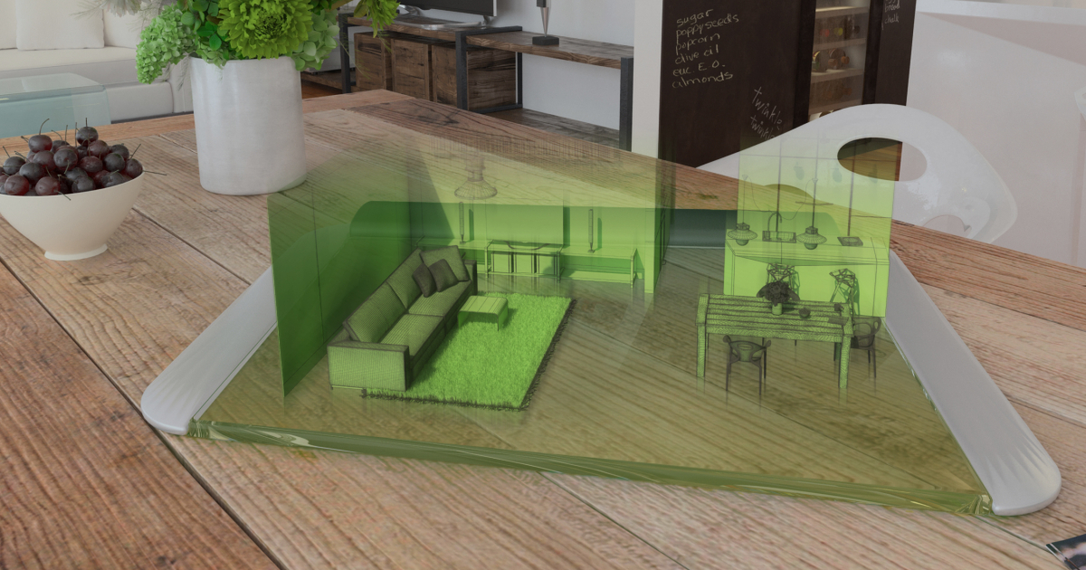 The Rise Of Augmented Reality In Interior Design And Property Development Iflexion